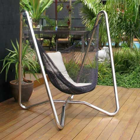 Hammock Chair Stainless Stand
