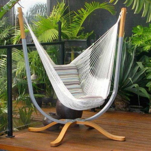 Hammock Chair Timber Stand