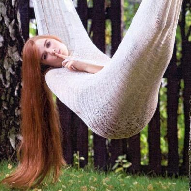 Outdoor Single Hammock